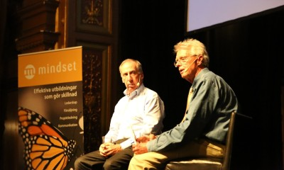 Panel discussion with Prof Robert Brinkerhoff and Dr Jim Kirkpatrick